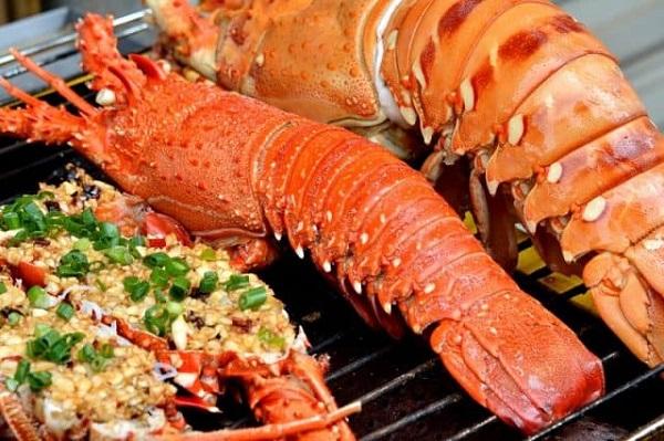 Tôm hùm Bình Ba - món ăn không thể bỏ qua khi đến Nha Trang