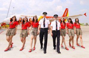 săn vé máy bay Hà Nội - Hồ Chí Minh được quan tâm